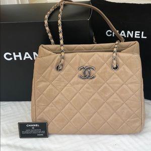 CHANEL Small Shopping Handbag
